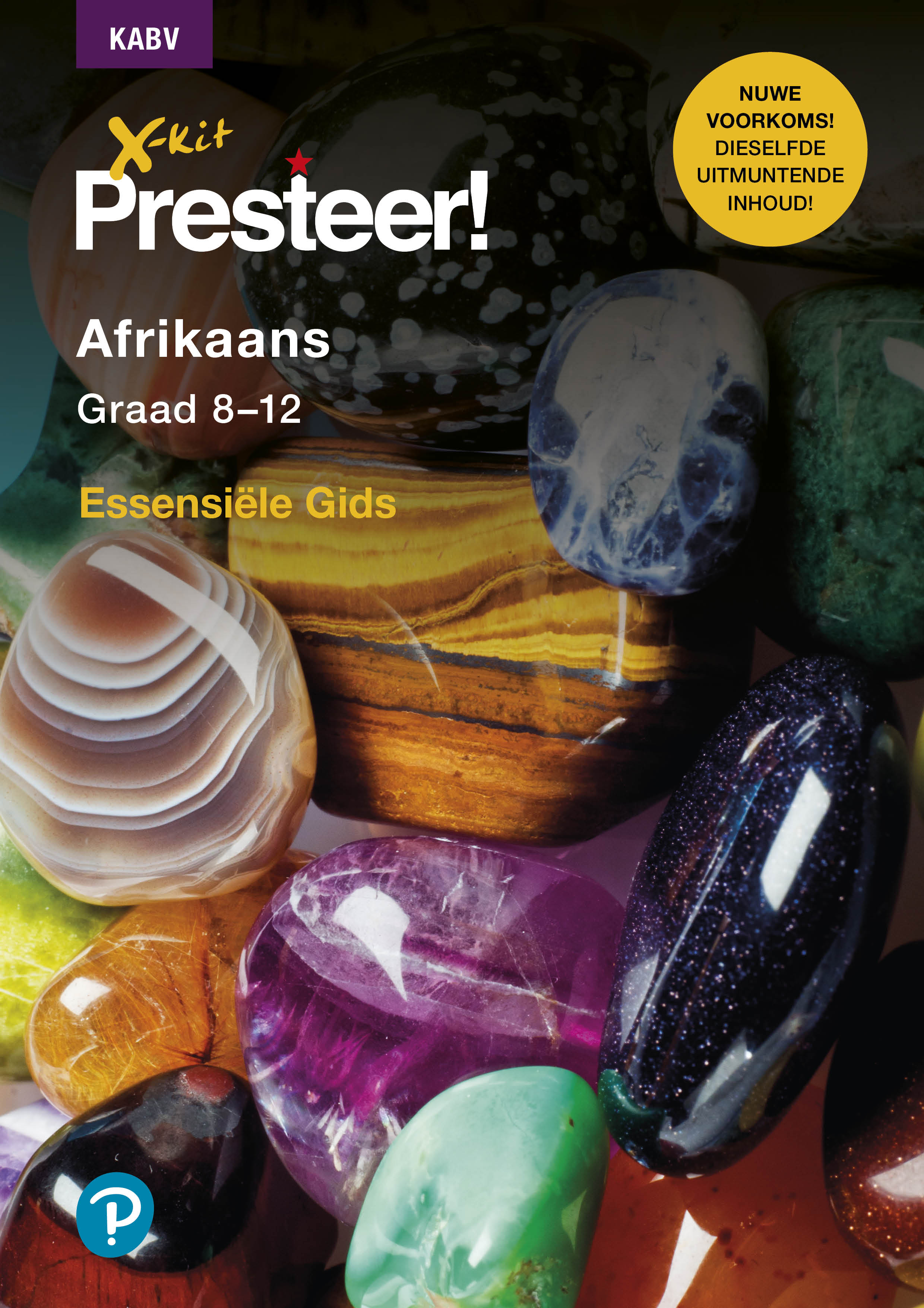 Picture of Essensiele gids Afrikaans
