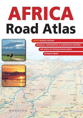 Picture of Africa road atlas