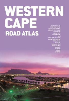Western Cape road atlas
