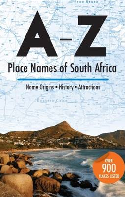 Picture of A-Z place names of South Africa