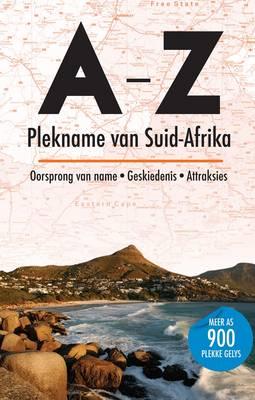 Picture of A - Z plekname van Suid-Afrika