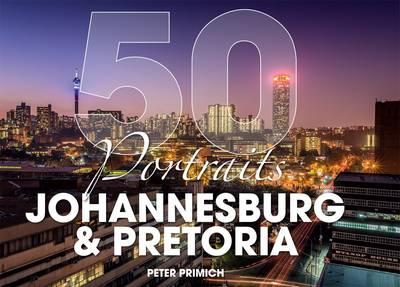 Picture of 50 Portraits - Johannesberg & Pretoria