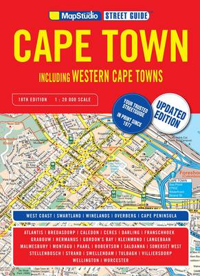 Picture of Cape Town street guide: Street Guide : Including Western Cape towns