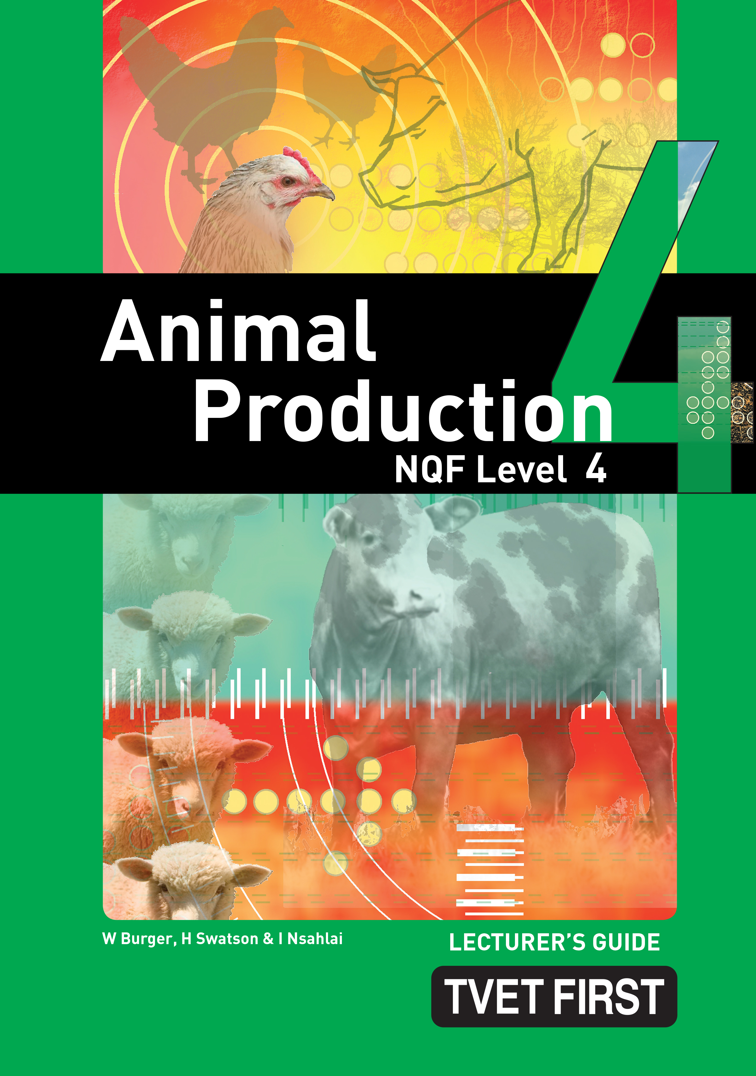 Picture of Animal Production NQF4 Lecturer's Guide