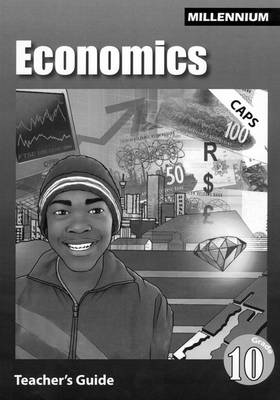Picture of Millennium economics : Gr 10: Teacher's guide