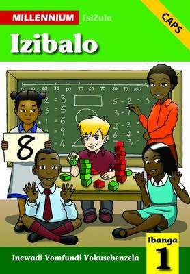 Picture of Action millennium isiZulu izibalo : Gr 1: Learner's workbook