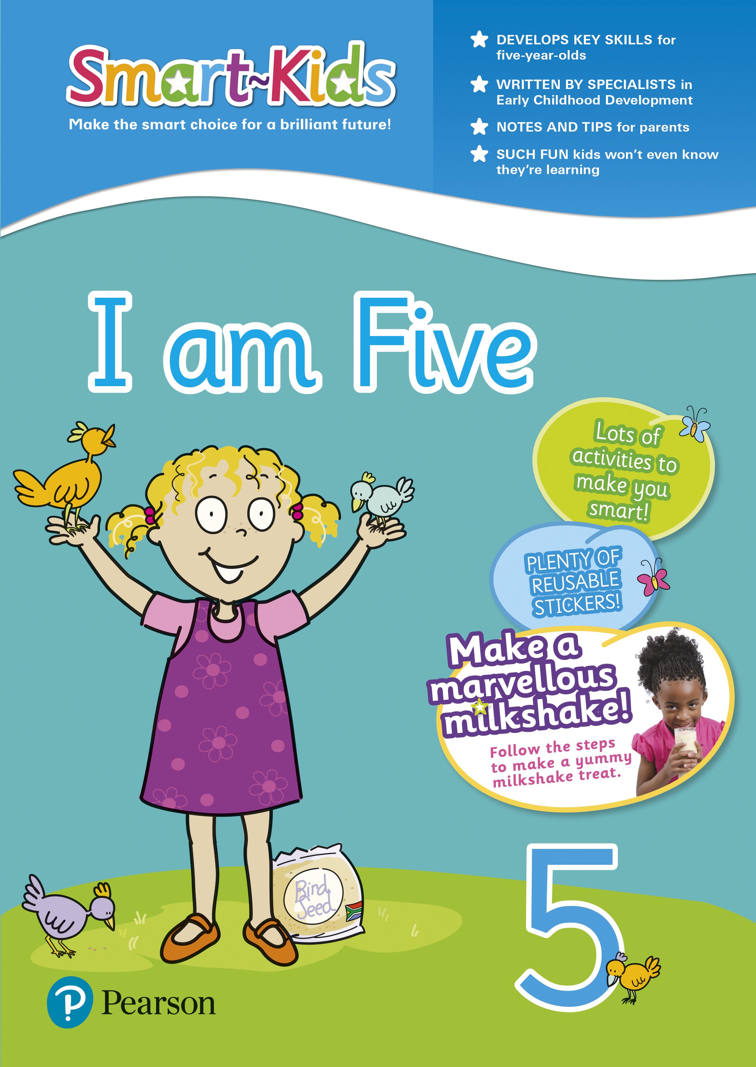 Picture of Smart-Kids: I am five: Preschool