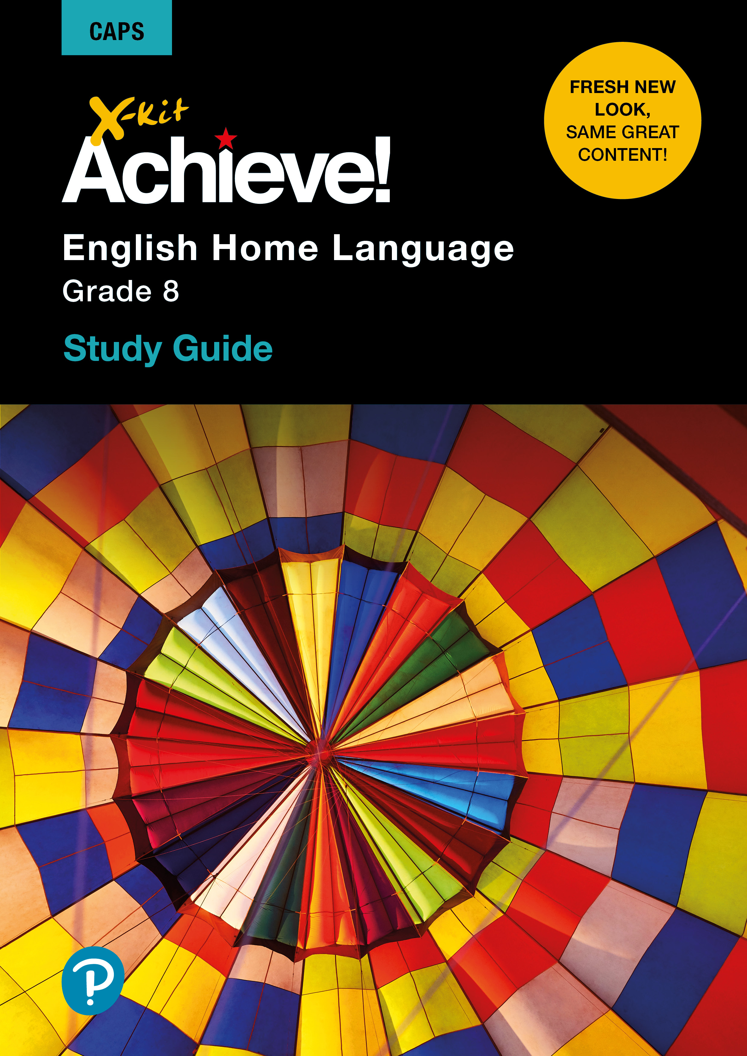 Picture of X-Kit Achieve! English Home Language : Grade 8 : Study Guide