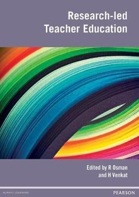Research-led teacher education