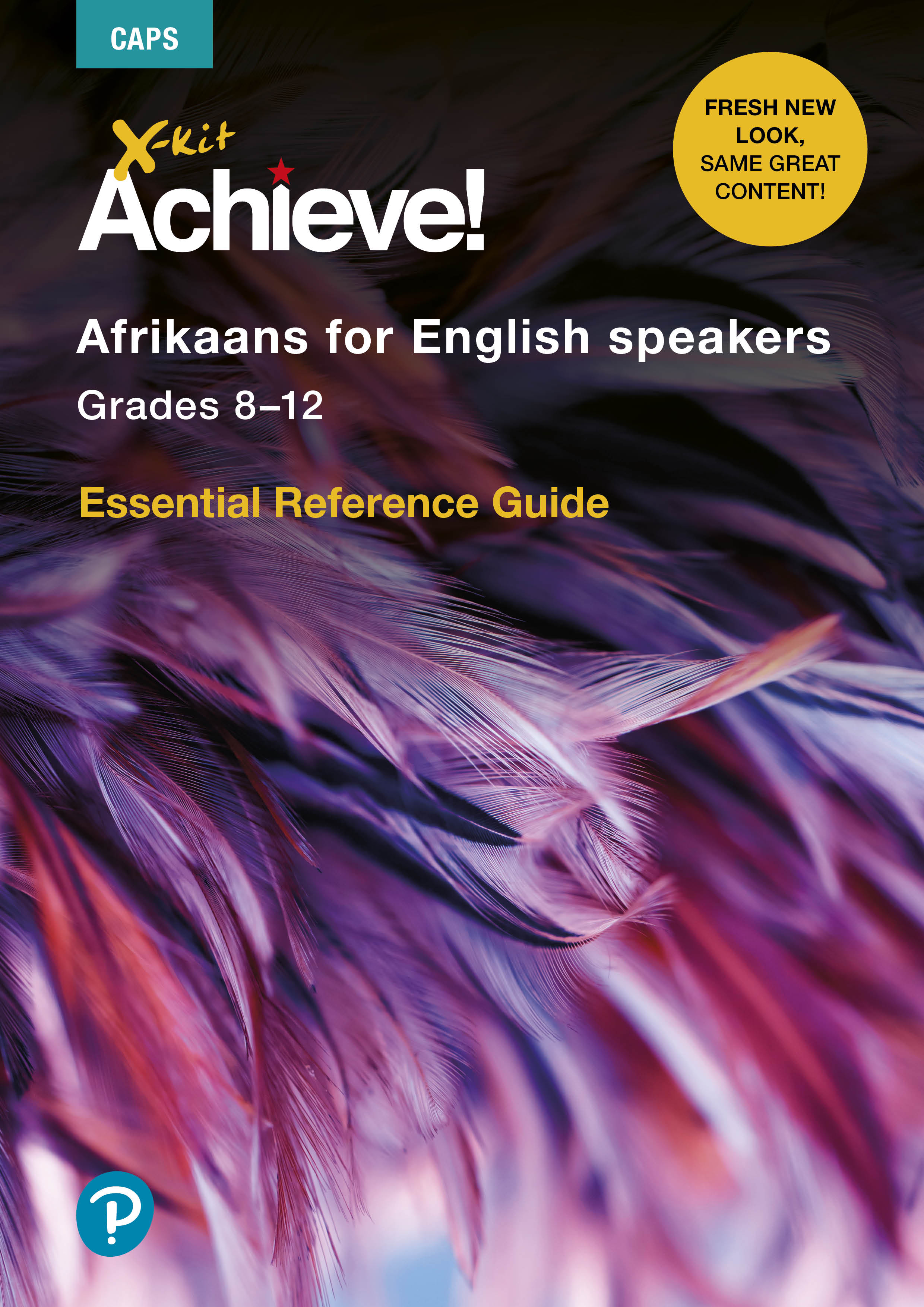 Picture of X-Kit Essensiele Gids: Afrikaans for English Speakers : Grade 8 -12 : CAPS aligned
