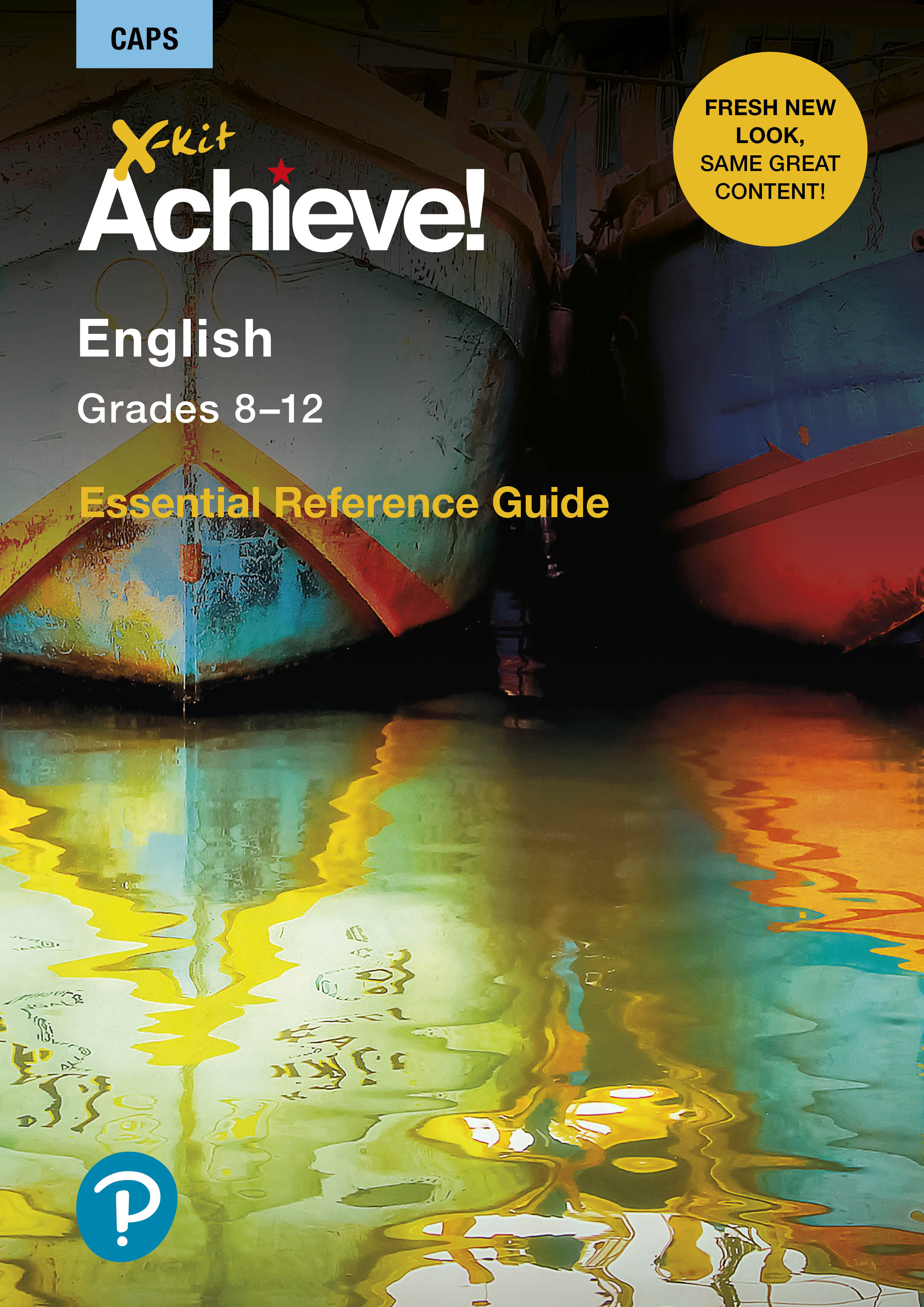 Picture of X-Kit Essential Reference: English : Grade 8 -12 : CAPS aligned