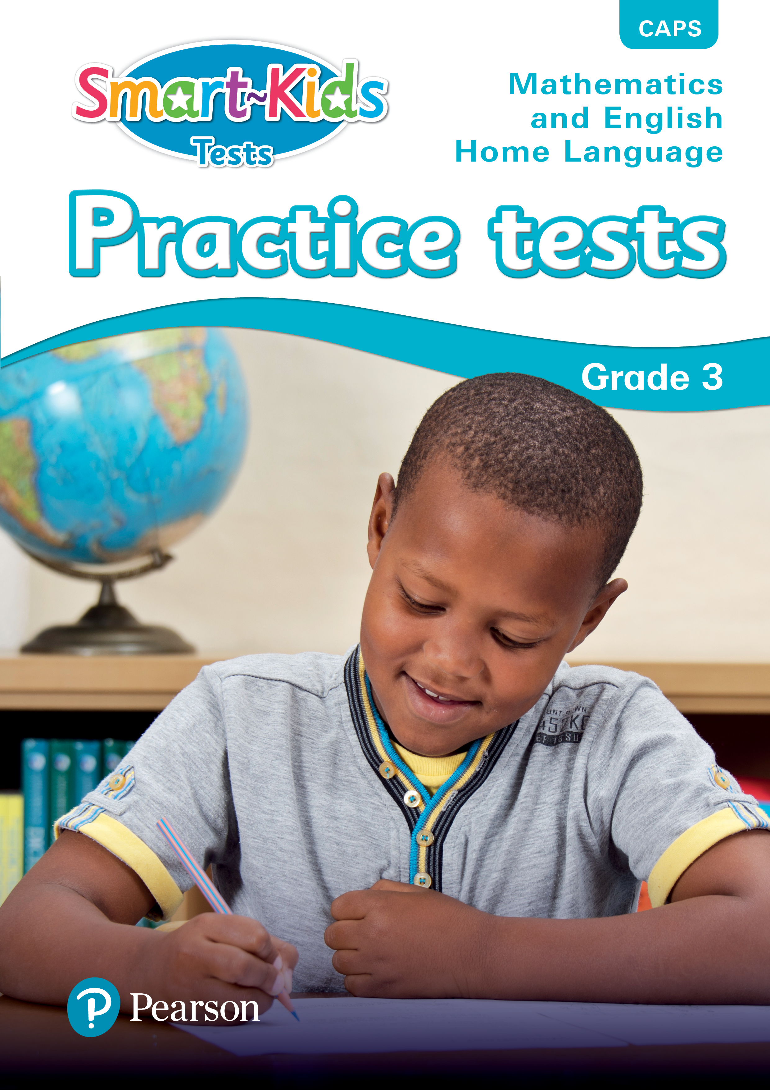 Picture of Smart-Kids Practice Tests Mathematics and English Home Language: Grade 3