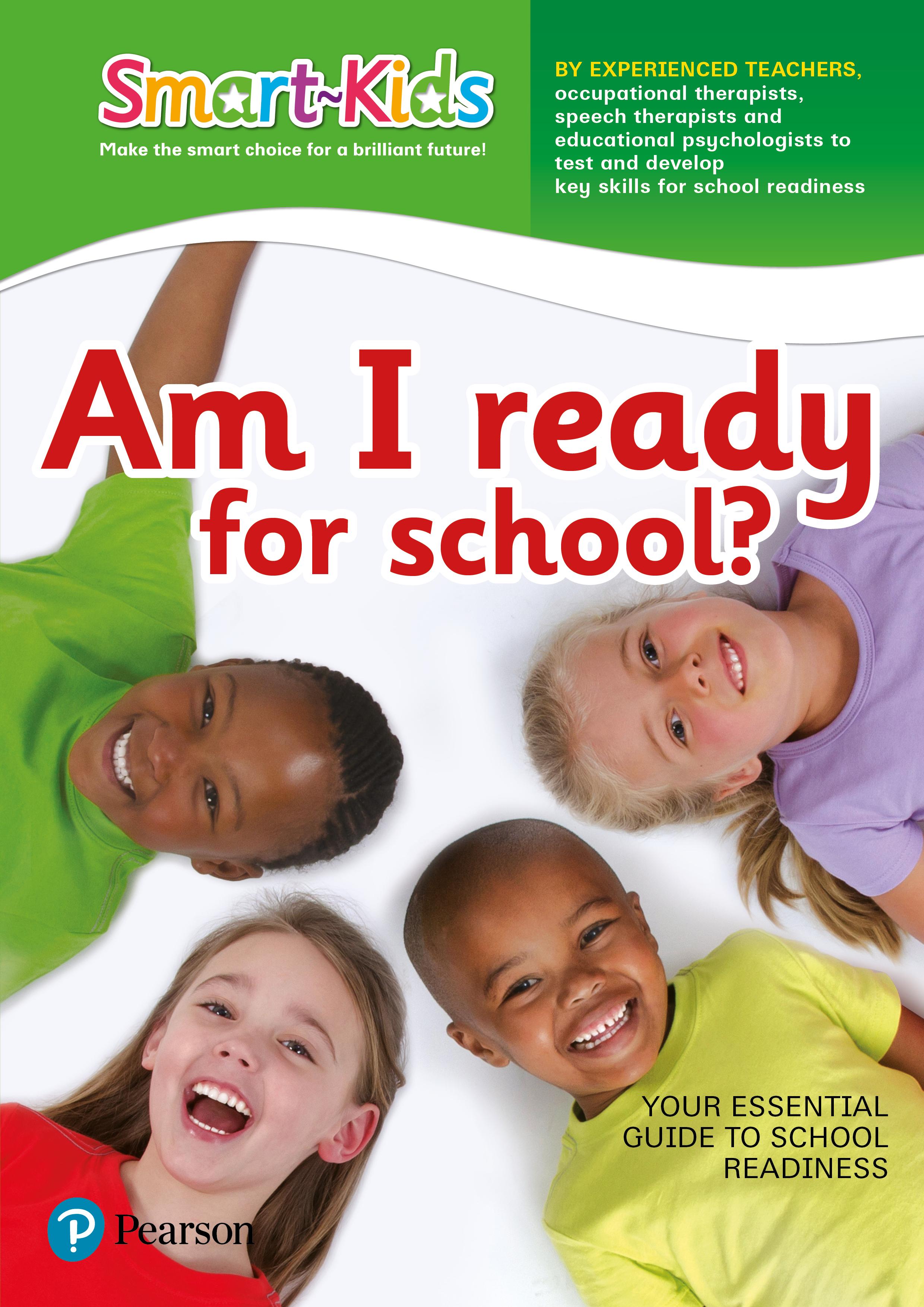 Picture of Smart-Kids: Am I ready for school?: Preschool