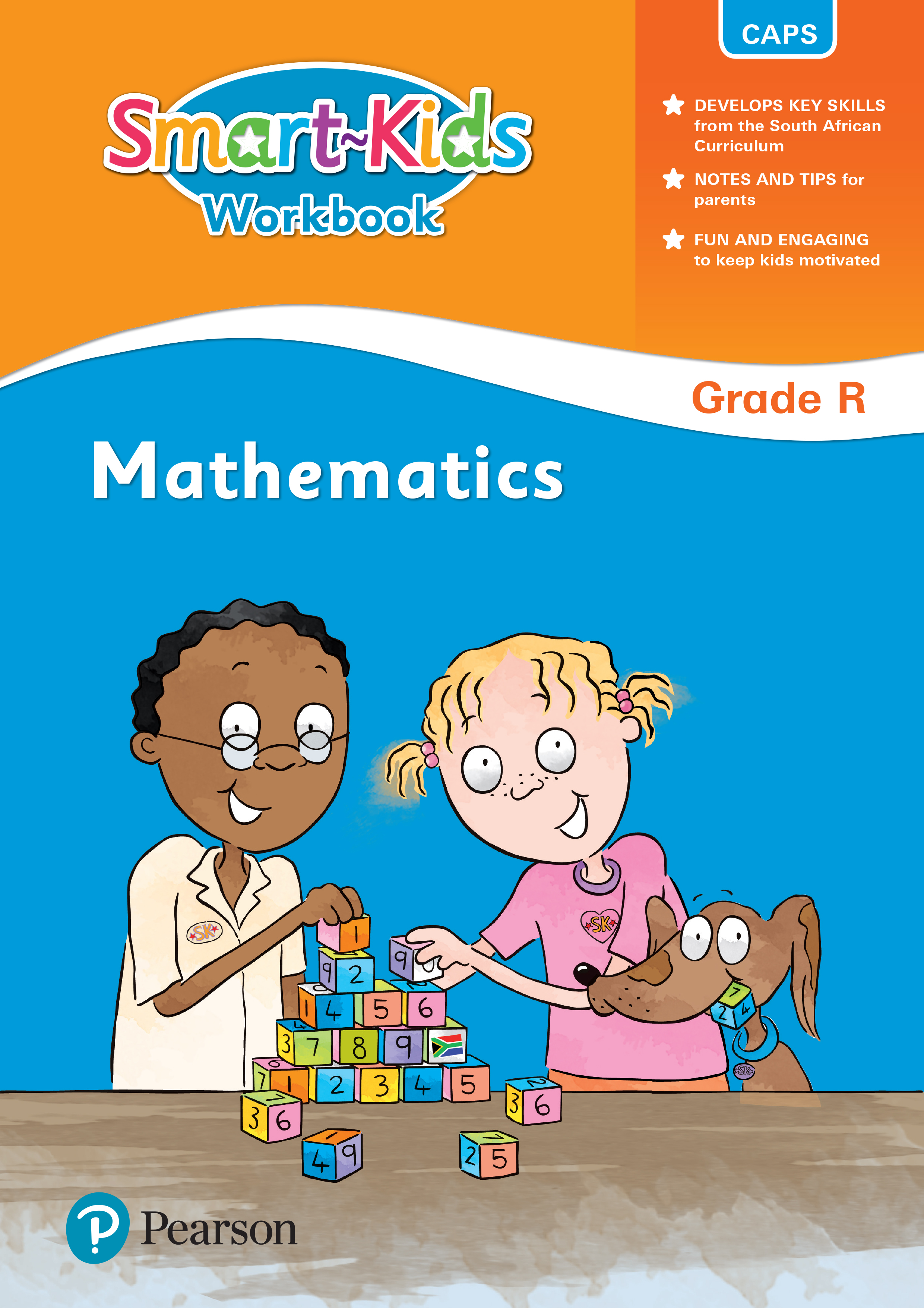 Picture of Smart-Kids Mathematics: Grade R: Workbook