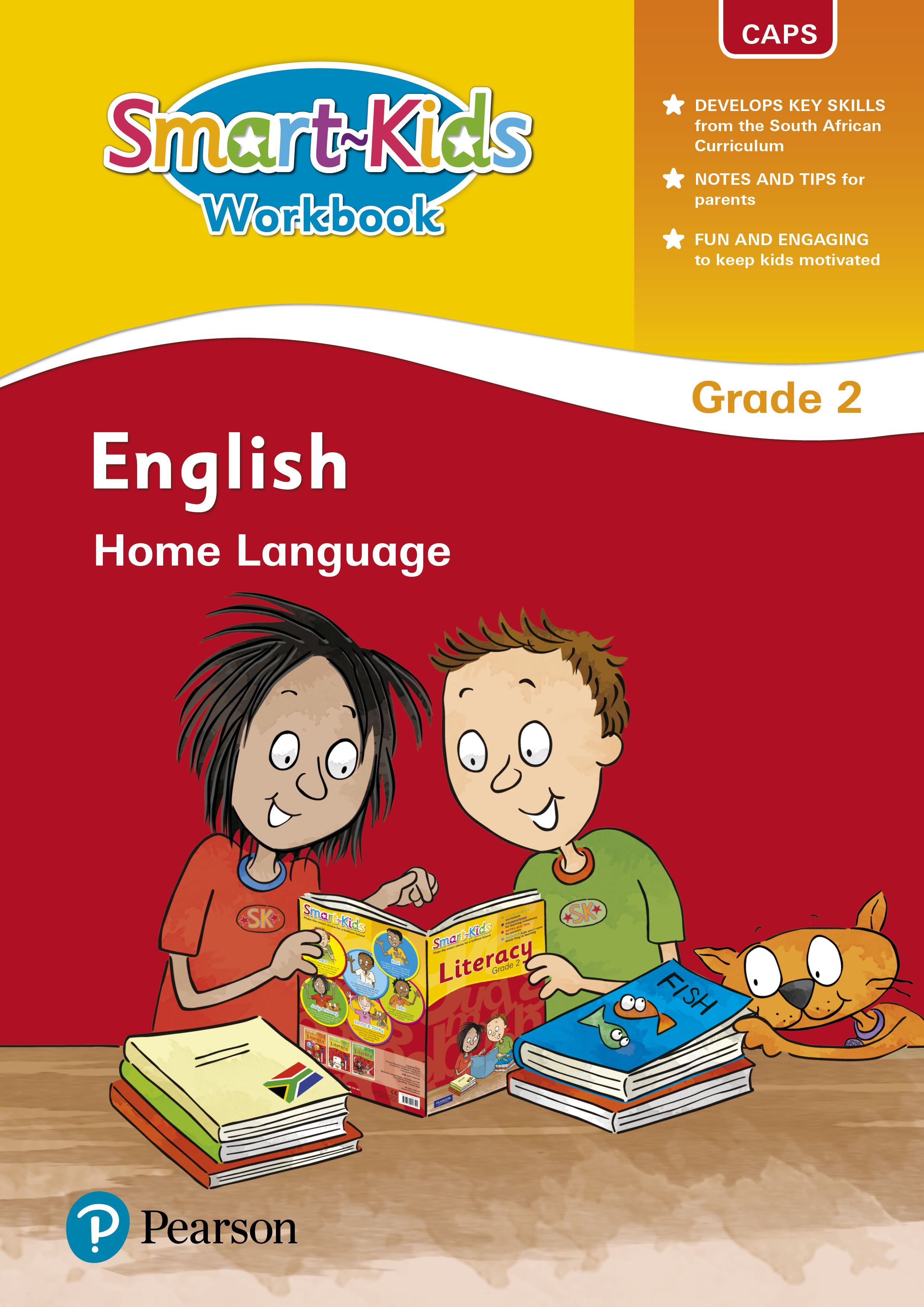 Picture of Smart-Kids English Home Language : Grade 2