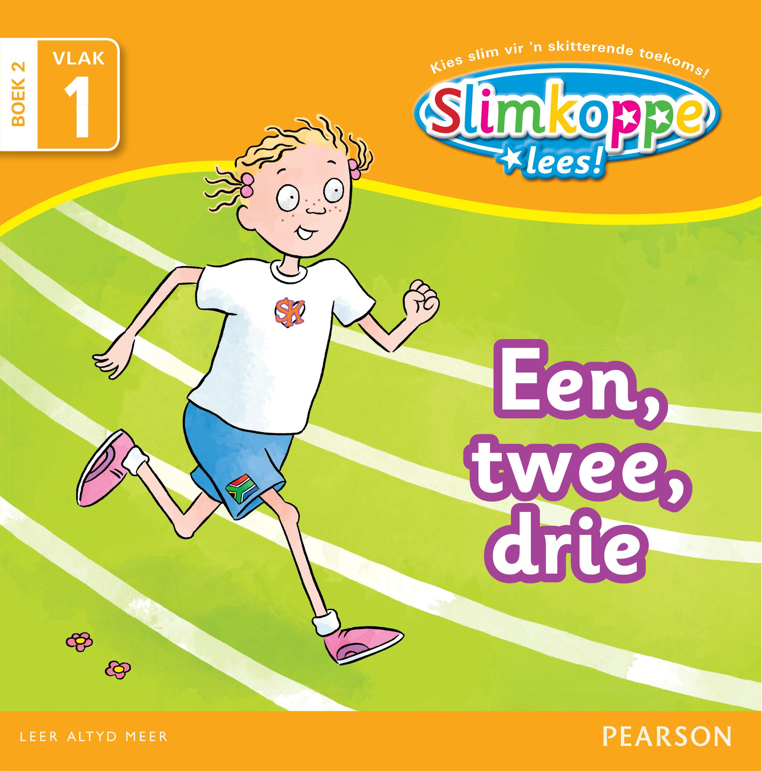 Picture of Slimkoppe Lees: Een, twee, drie: Grade R, Grade 1, Grade 2: Vlak 1, Boek 2