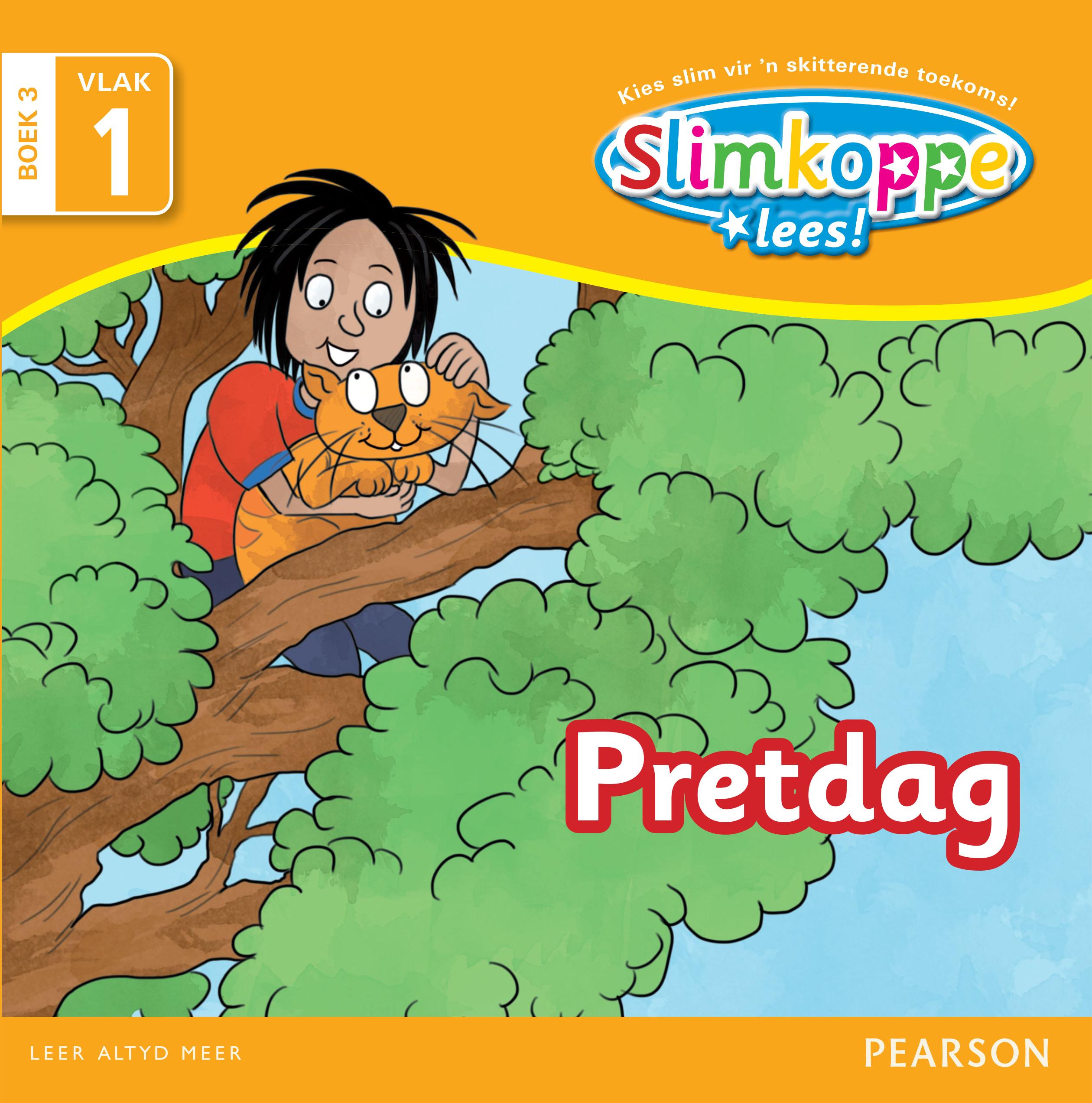 Picture of Slimkoppe Lees: Pretdag: Grade R, Grade 1, Grade 2: Vlak 1, Boek 3