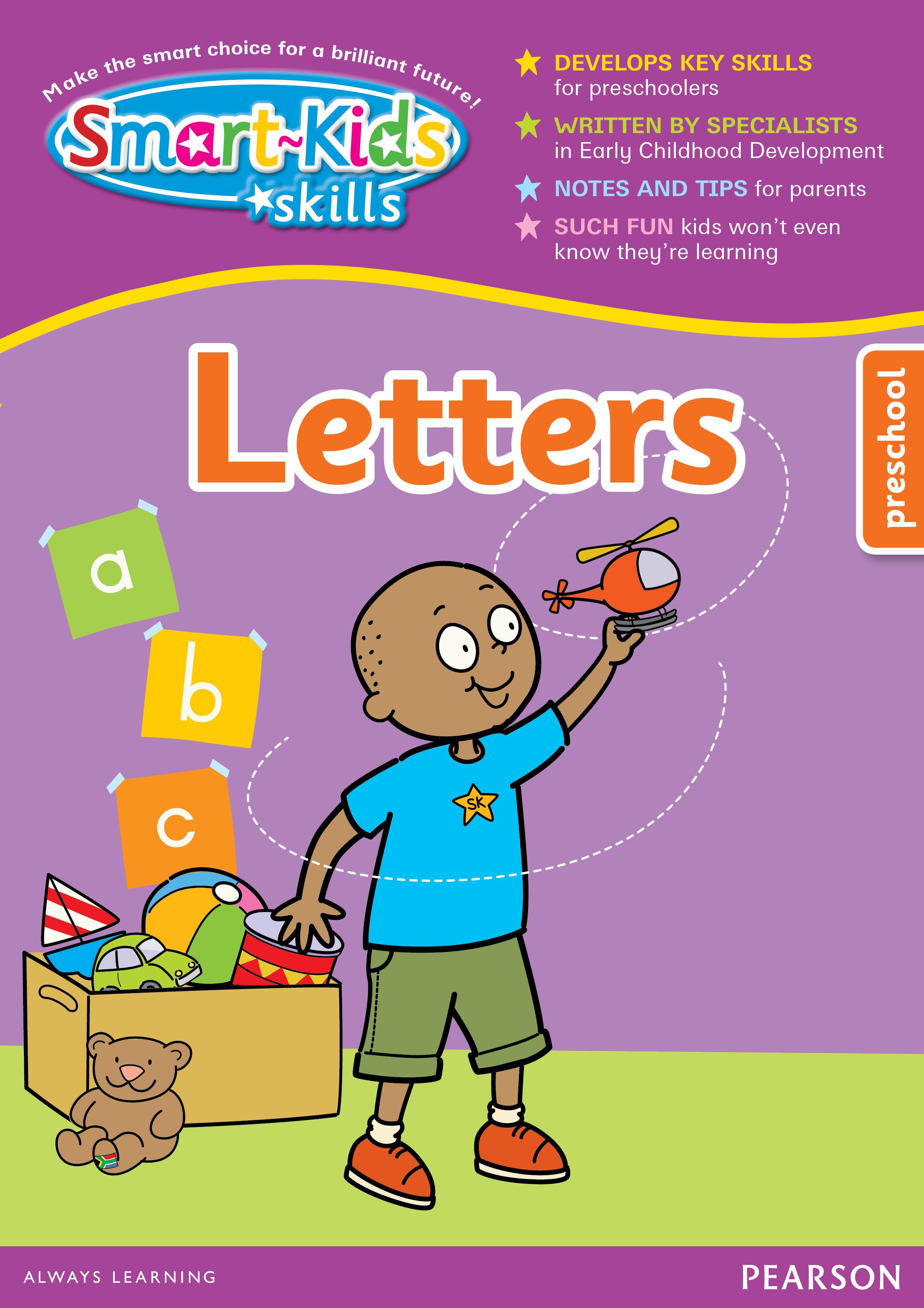 Smart-Kids Skills: Letters (Preschool): Preschool