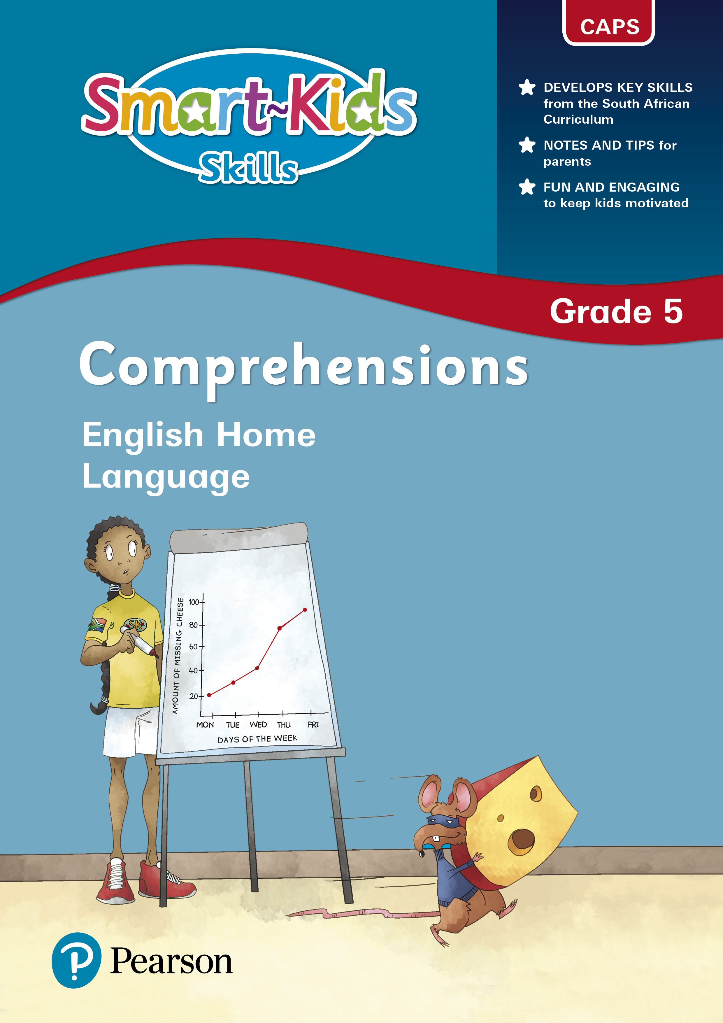 Picture of Smart-Kids Skills: Comprehensions: Grade 5