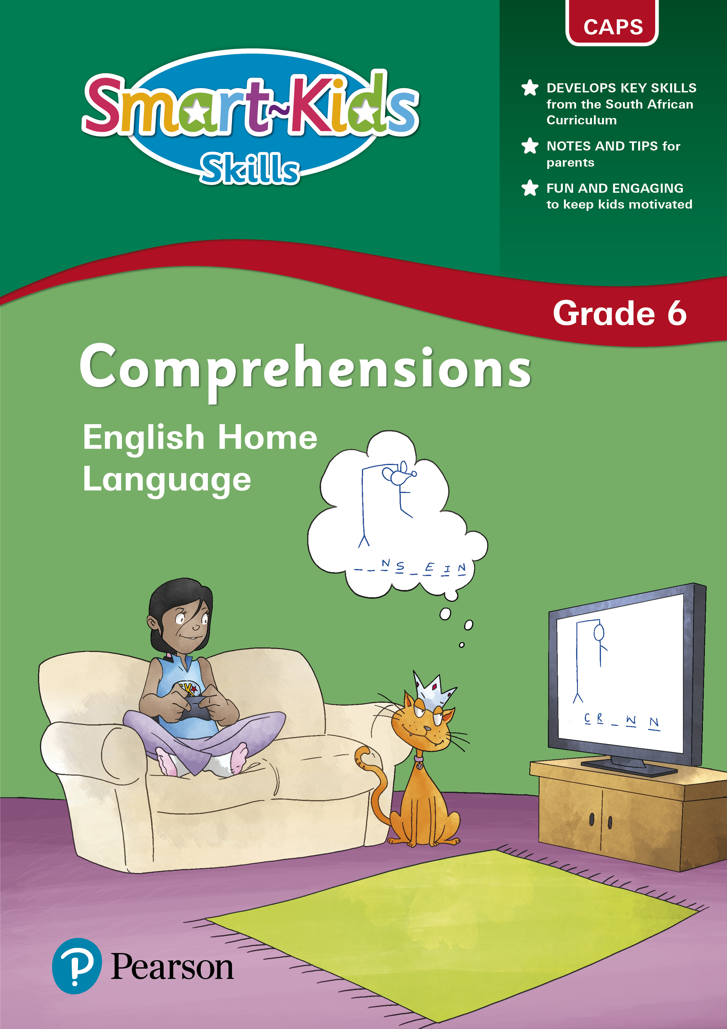 Picture of Smart-Kids Skills: Comprehensions: Grade 6