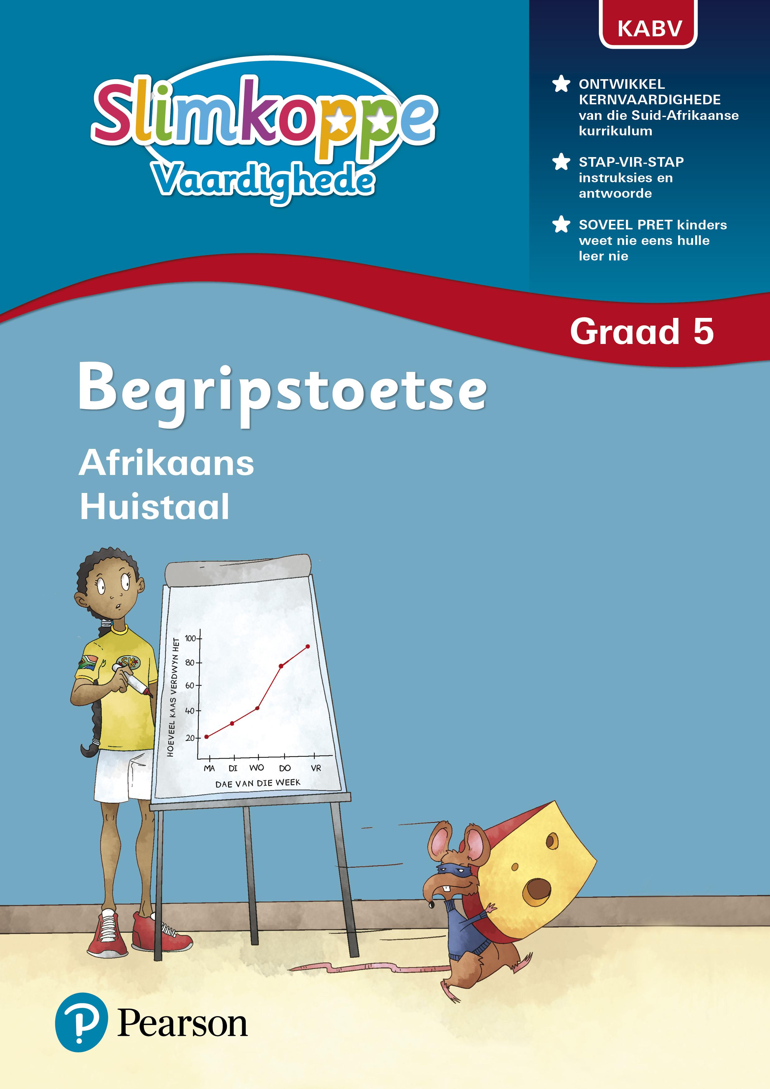 Picture of Slimkoppe Vaardighede: Begripstoetse: Grade 5