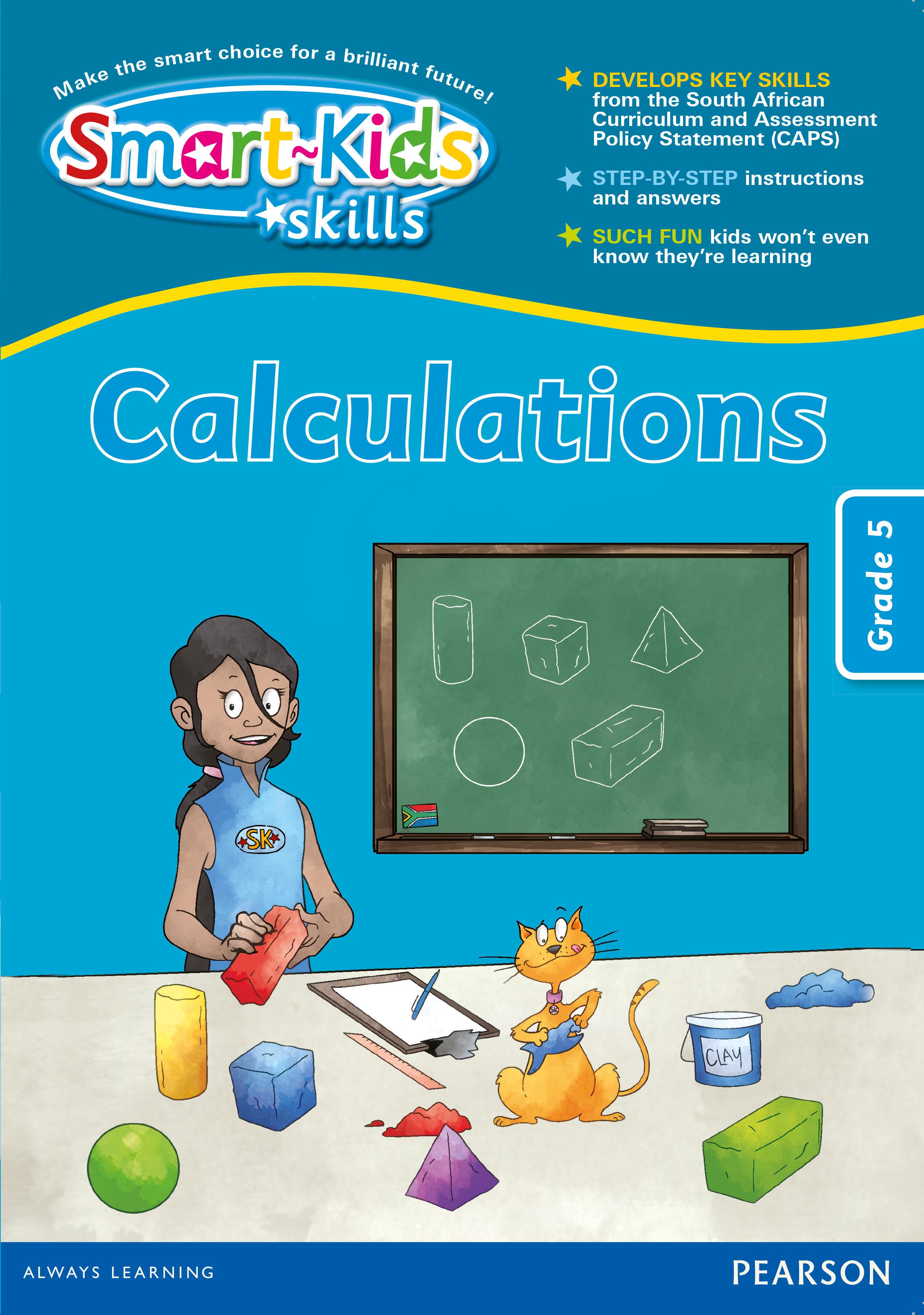 Picture of Smart-Kids Skills: Calculations: Grade 5