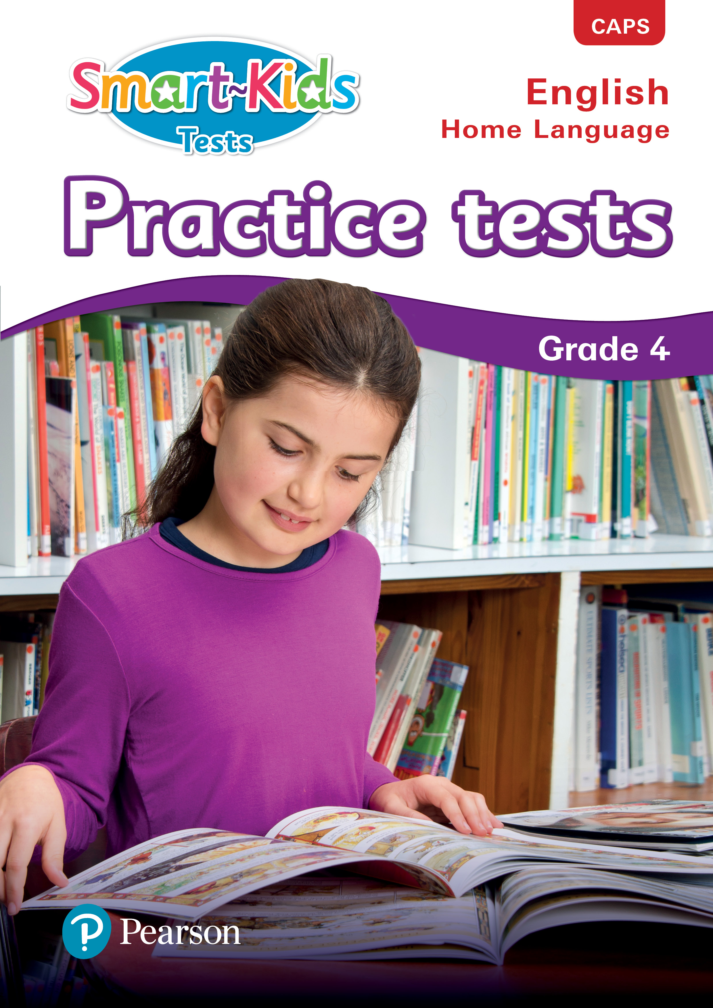 Picture of Smart-Kids Practice Tests English Home Language: Grade 4