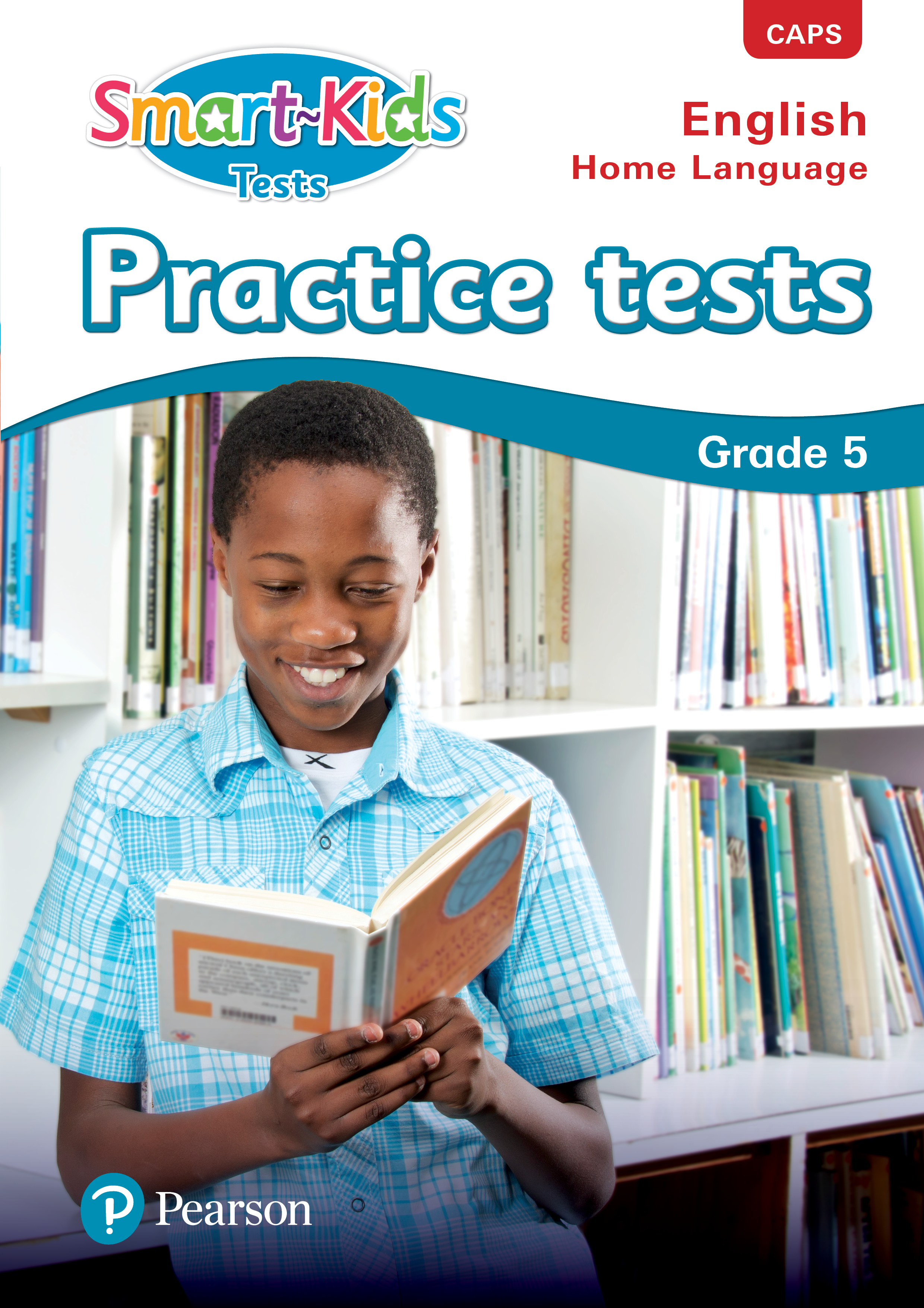 Picture of Smart-Kids Practice Tests English Home Language: Grade 5