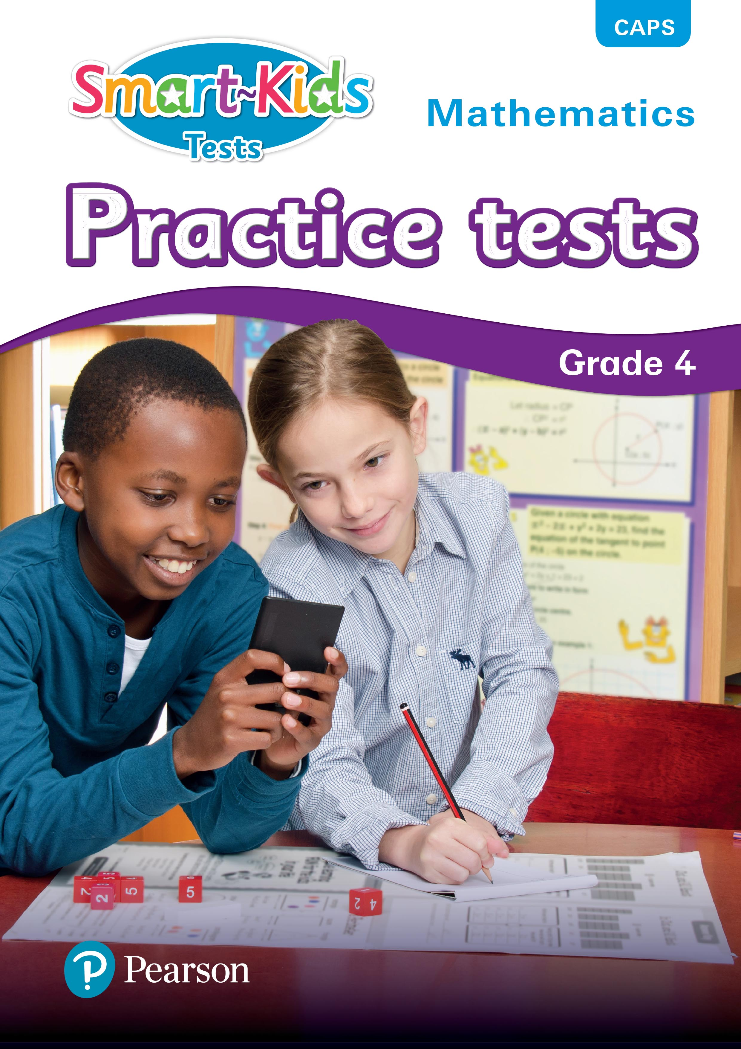 Picture of Smart-Kids Tests: Mathematics: Grade 4: Practice tests