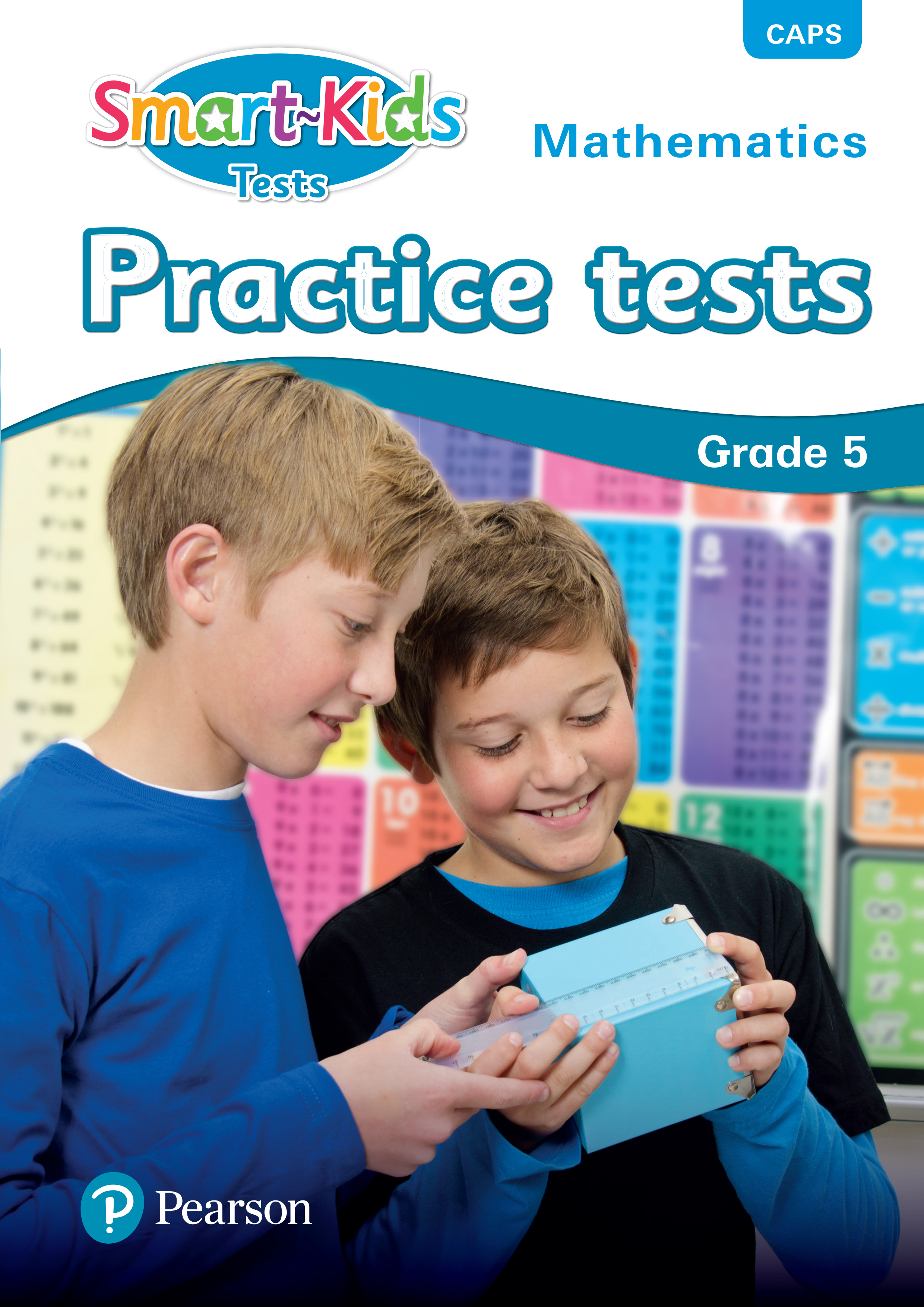 Picture of Smart-Kids Tests: Mathematics: Grade 5: Practice tests