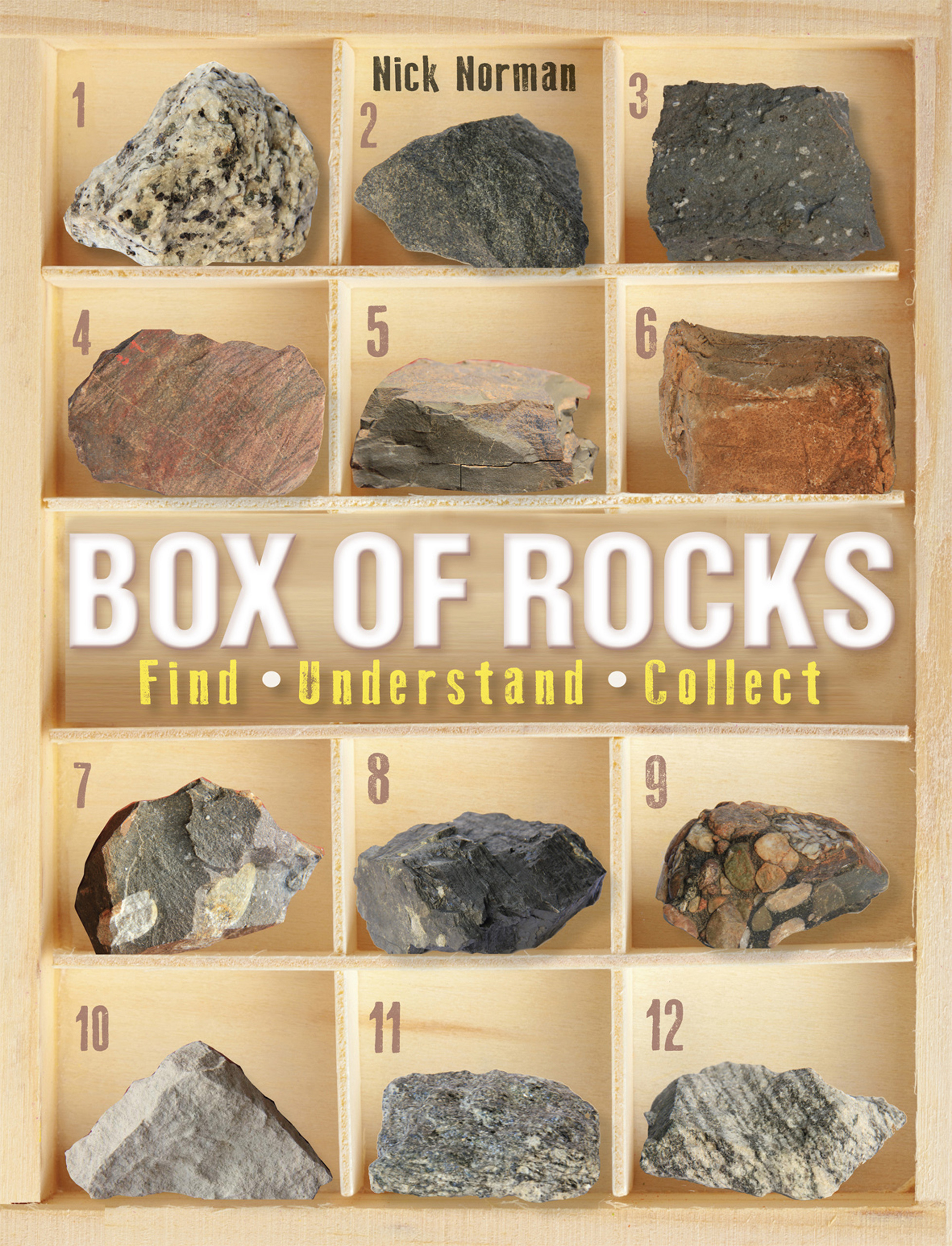 Picture of Box of rocks