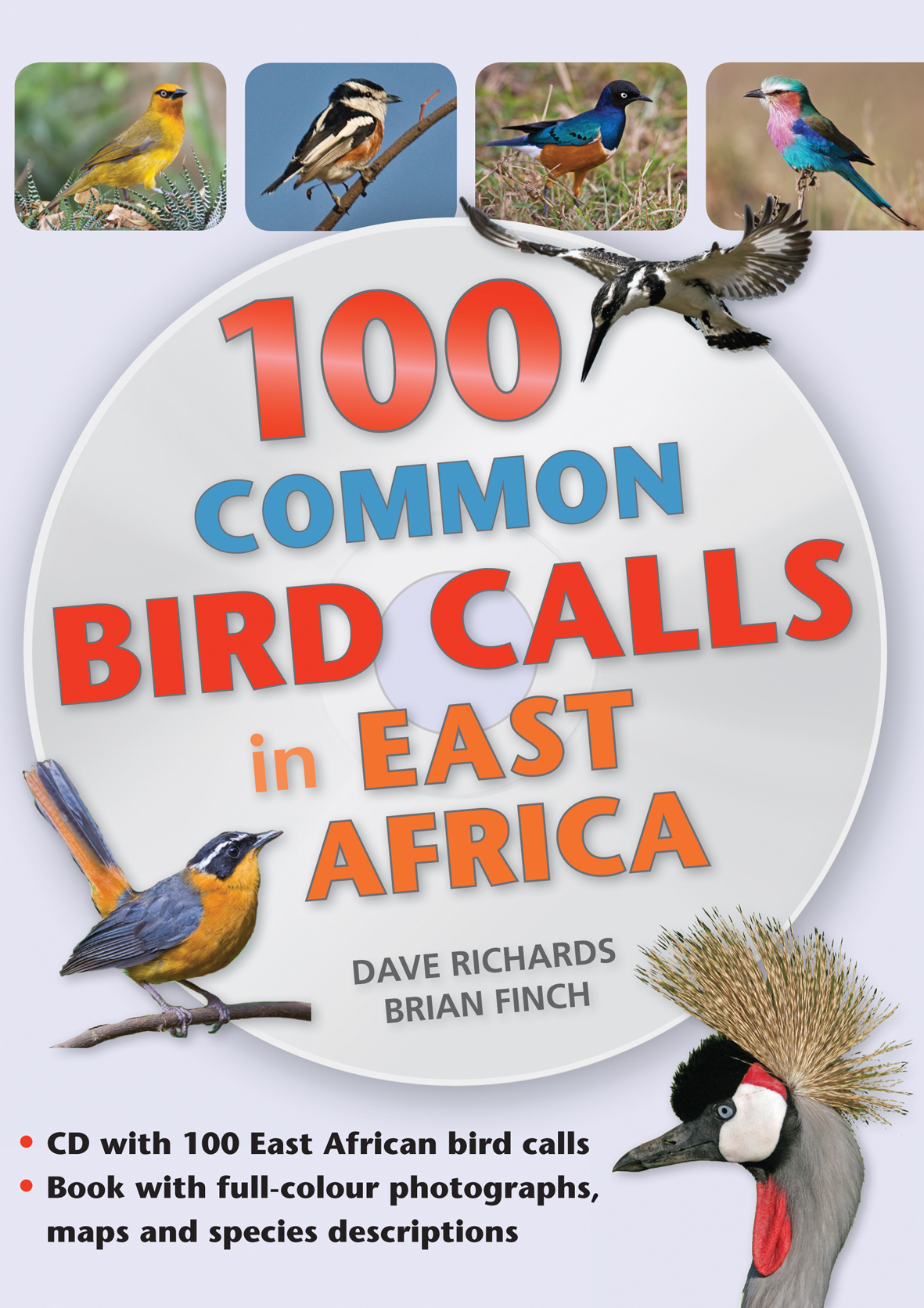 Picture of 100 Common Bird Calls in East Africa