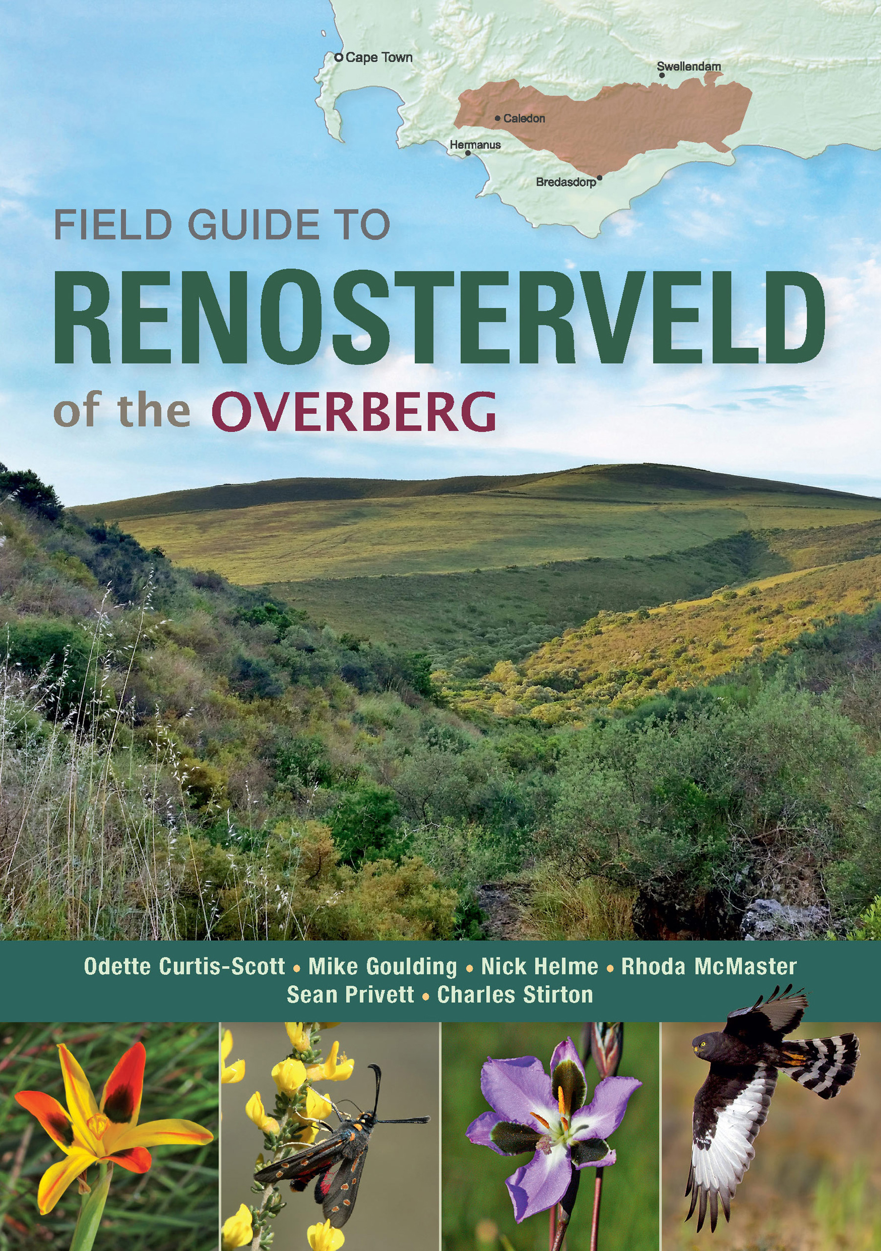 Picture of Field Guide to Renosterveld of the Overberg