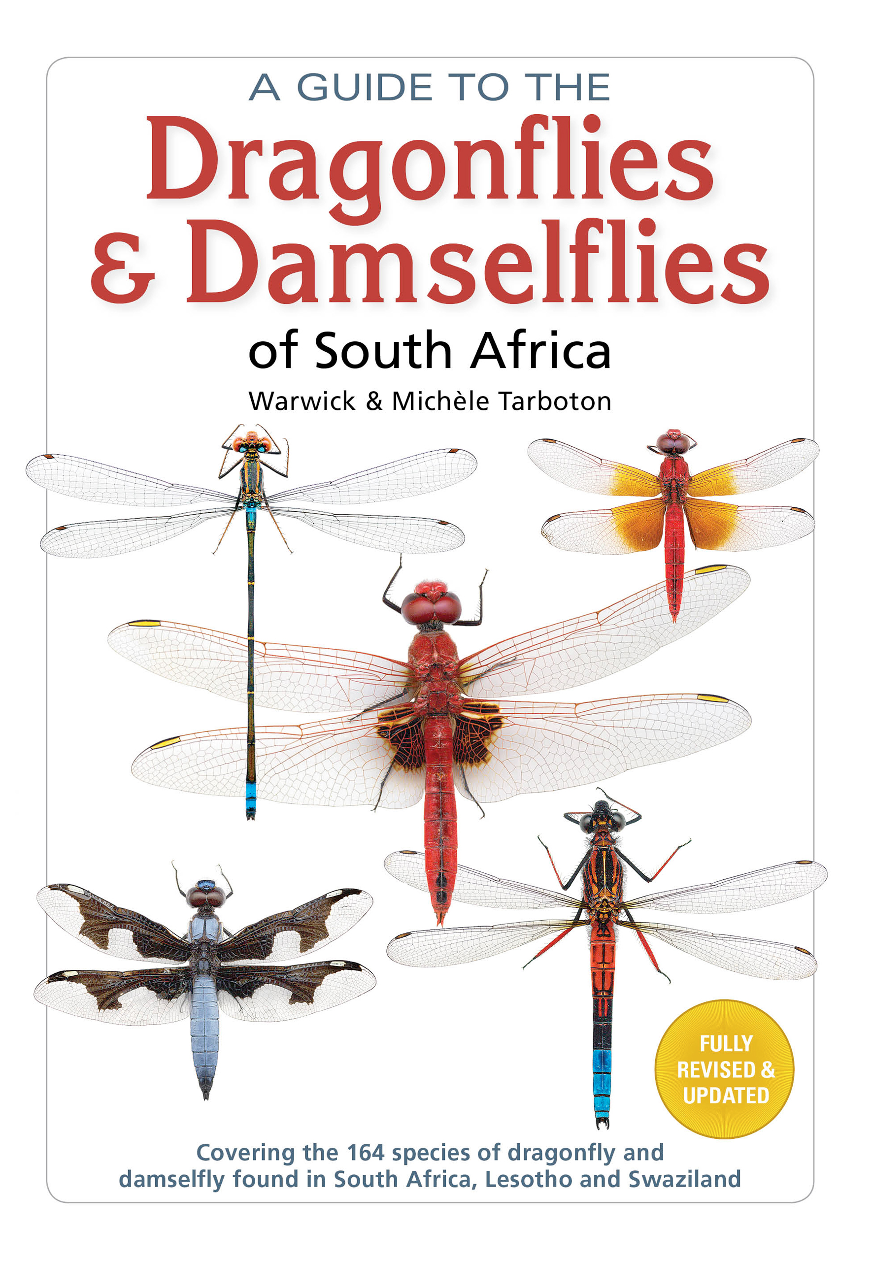 Picture of Dragonflies & damselflies of South Africa