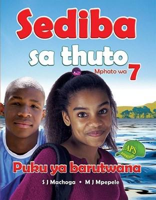 Picture of Sediba Sa Thuto : Mphato wa 7 : Puku ya barutwana