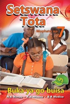 Picture of Setswana Tota : Mophato wa 7 : Buka ya go Buisa