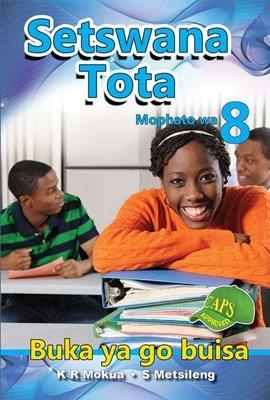 Picture of Setswana Tota : Mophato wa 8 : Buka ya go Buisa
