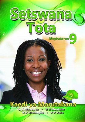 Picture of Setswana Tota : Mophato wa 9 : Teachers Guide