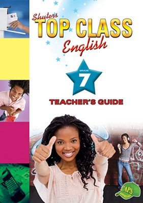 Picture of English first additional language : Grade 7 : Teacher's Guide