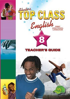Picture of English : Grade 8 : Teacher's Guide