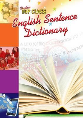 Top class English sentence dictionary: Gr 3