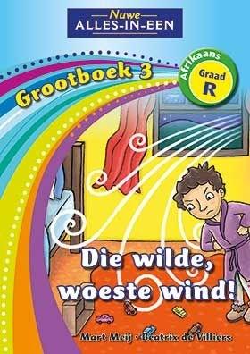 Picture of Alles-in-een: Die wilde, woeste wind : Grootboek 3 : GraadR
