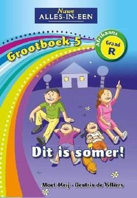 Picture of Alles-in-een: Dit is somer! : Grootboek 5 : GraadR