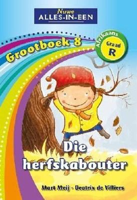 Picture of Alles-in-een: Die herfskabouter : Grootboek 8 : GraadR