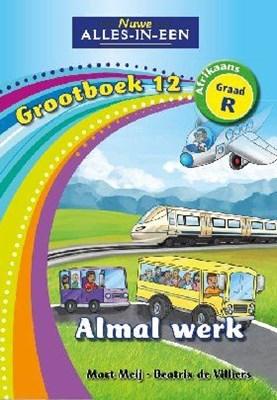 Picture of Alles-in-een: Almal werk : Grootboek 12 : GraadR