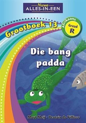 Picture of Alles-in-een: Die bang padda : Grootboek 13 : GraadR