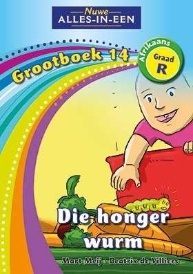 Picture of Alles-in-een: Die honger wurm : Grootboek 14 : GraadR