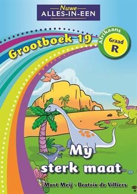 Picture of Alles-in-een: My sterk maat : Grootboek 19 : GraadR