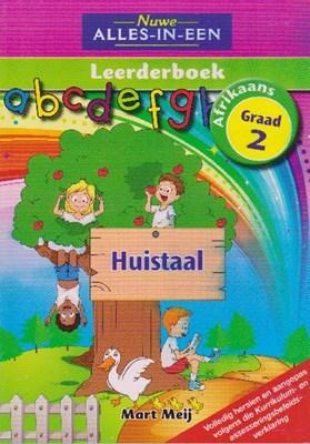Picture of Nuwe alles-in-een Afrikaans : Gr 2: Leerderboek : Huistaal