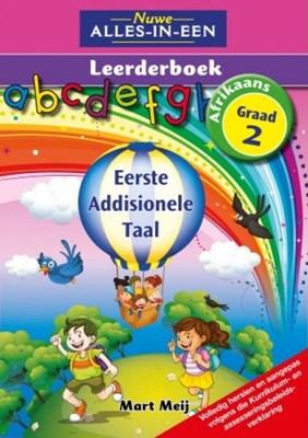 Picture of Nuwe alles-in-een Afrikaans : Gr 2: Leerderboek : Eerste addisionele taal